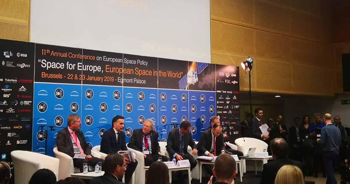 11esima conferenza annuale sulla polizia spaziale europea