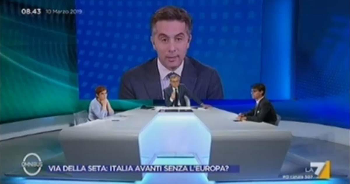 """""""Via della Seta"""" – In onda su La7"""