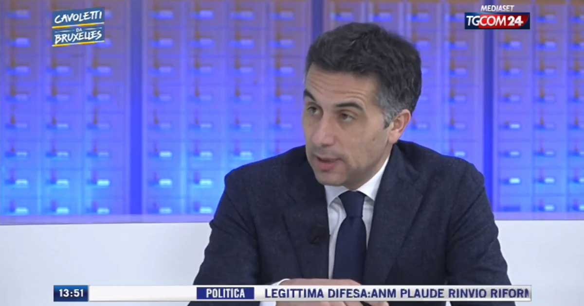 """""""La riforma del Copyright"""" in onda su TGCOM24"""