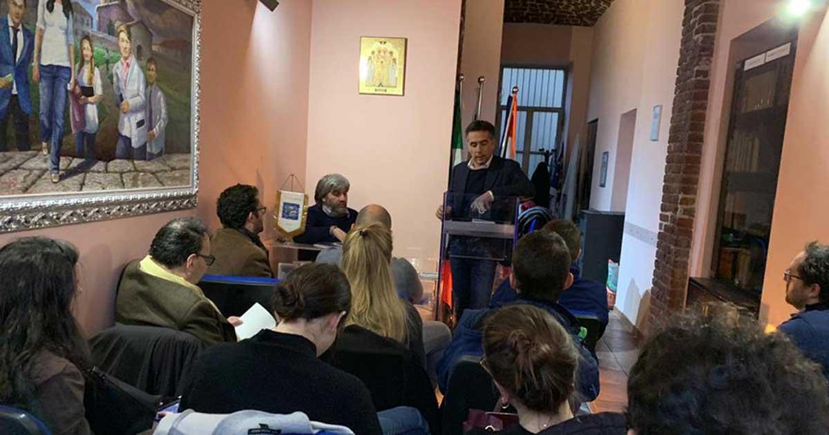 """Presentazione a Torino del libro """"L'Europa incompiuta"""""""