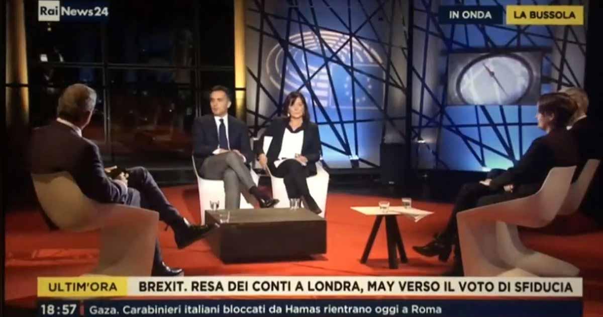 """Reddito di cittadinanza: in diretta a """"La Bussola"""" su Rai News24"""