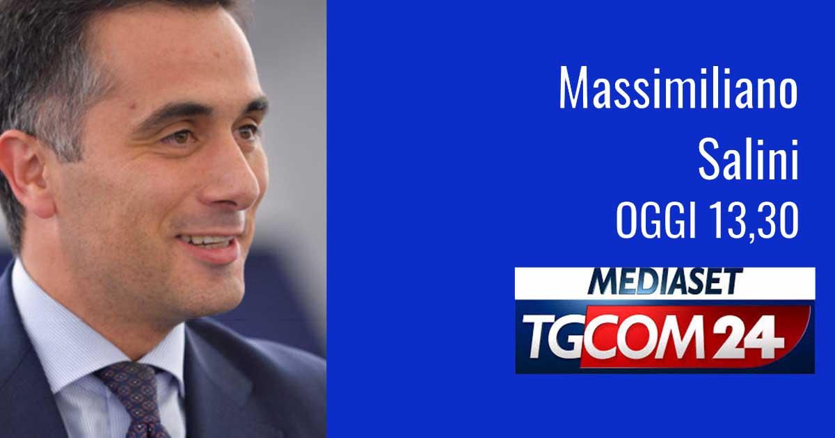 """Intervista a """"Fatti e Misfatti"""" sul canale TGCOM24"""