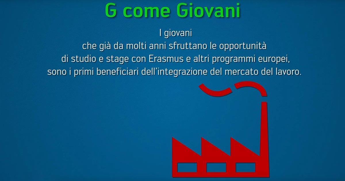 Wiki-europe: G come Giovani