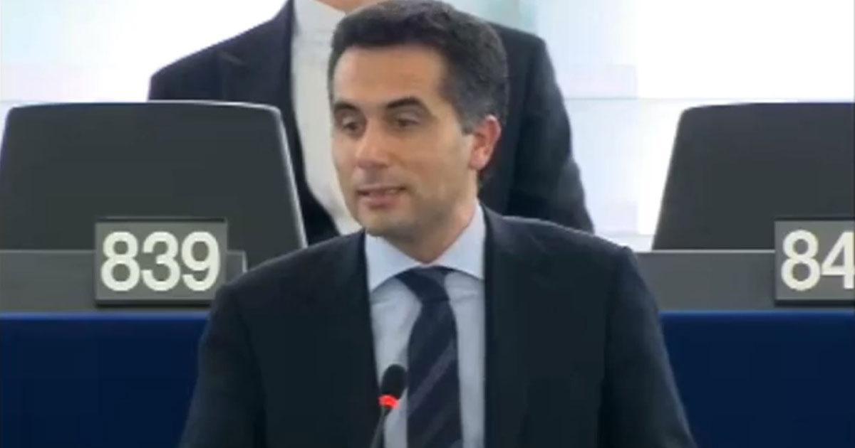 Intervento Salini su Partenariato per la Ricerca e l'innovazione nell'area del Mediterraneo