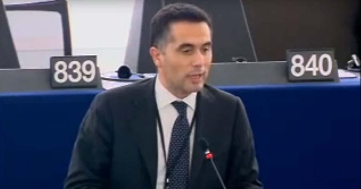 Intervento dell'Europarlamentare Salini in materia di Salute sul Lavoro