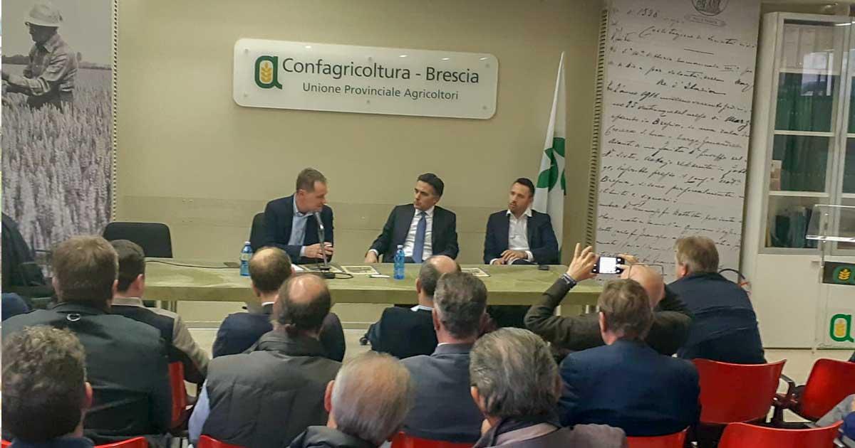 Una giornata intensa a Brescia all'insegna della concretezza